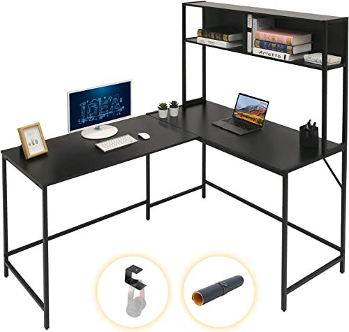 Gome L-Shaped Corner Desk