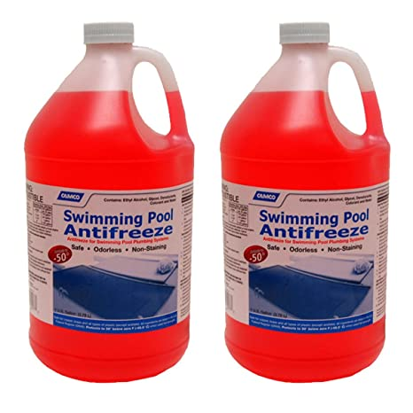 Amazon.com : CAMCO Swimming Pool Antifreeze - 2 Pack ...