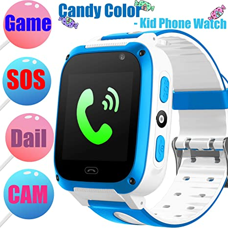 Kids Smart Watch Phone 1.44