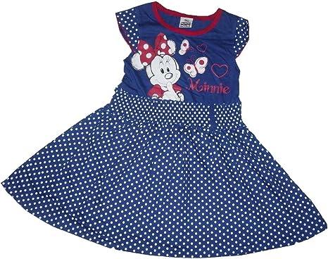 Disney para Hacer Vestidos de niña Disfraz de Minnie Mouse ...