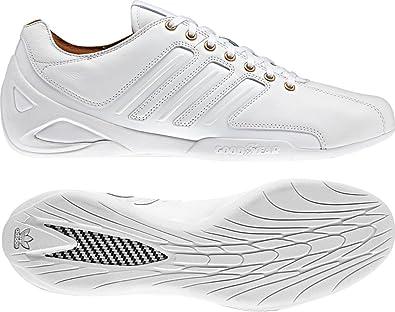 big sale 5063d d684c Adidas Adi Racer REMODEL LO Schuhe white-white-black1 - 42 Amazon.co.uk  Shoes  Bags