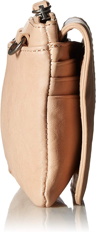 Lucky Brand Damen Convertible Wallet Dev, umwandelbare Brieftasche Maple Sugar/ 251