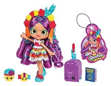 Mu/ñeca de Peppa-Mint Lil Secrets Shoppies Shopkins HPKD3200