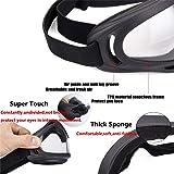 DODOING Ski Goggles, Snowboard Goggles with UV 400