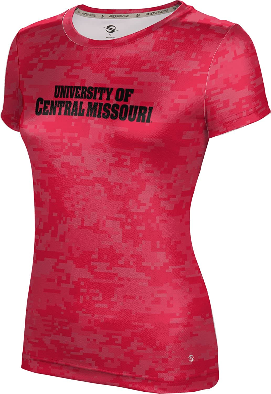 ProSphere University of Central Missouri Mens Performance T-Shirt Digi Camo