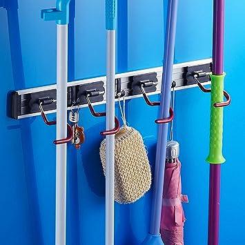 Perchero para baño, gancho de cocina, gancho para toalla, perchero montado en la pared: Amazon.es: Hogar