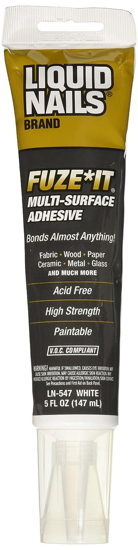 Superb LIQUID NAILS/PPG ARCH FIN LN 547 5 Oz Liquid Nails Fuze: Amazon.com:  Industrial U0026 Scientific