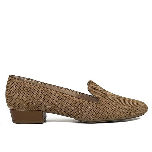 53c08292d8b Zapatos miMaO. Zapatos Piel Mujer Hechos EN ESPAÑA. Slippers Mujer. Zapatos  Planos Mujer. Calzado Cómodo Mujer con Plantilla Gota Confort Gel   Amazon.es  ...