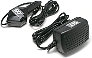 EDO Tech 12V 2A Car Wall Charger AC DC Adapter Power Cord for Acer Android ICONIA TAB A100-07u08u A100-07u08w A100-07u-16u A200-10g16u A500-10s16u A500-10s32u A501-10s16u A501-10s16w Android Tablet PC