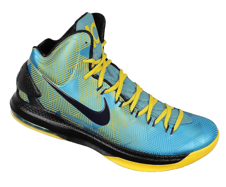 reputable site e0bd9 ca201 Amazon.com   Nike Men s KD VI N7 Basketball Shoes 13 M US Turquoise Blue  Yellow   Basketball