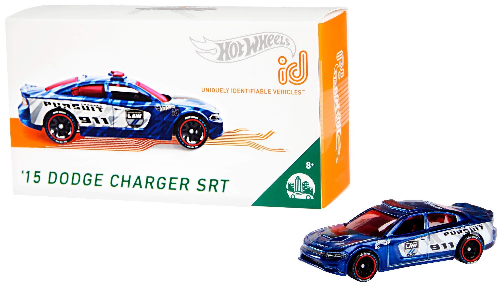Hot Wheels id 15 Dodge Charger Hellcat SRT
