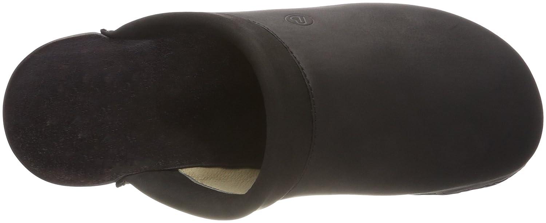 Berkemann Clog Soft Toeffler Schwarz Gr. 2,5-13 2,5-13 Gr. Leder 00412-031, Größe + Weite:2.5 - 752e26