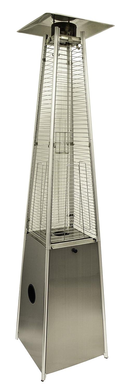 AZ Patio Heaters 2 Piece Quartz Glass Tube Replacement SGT-GLASS2