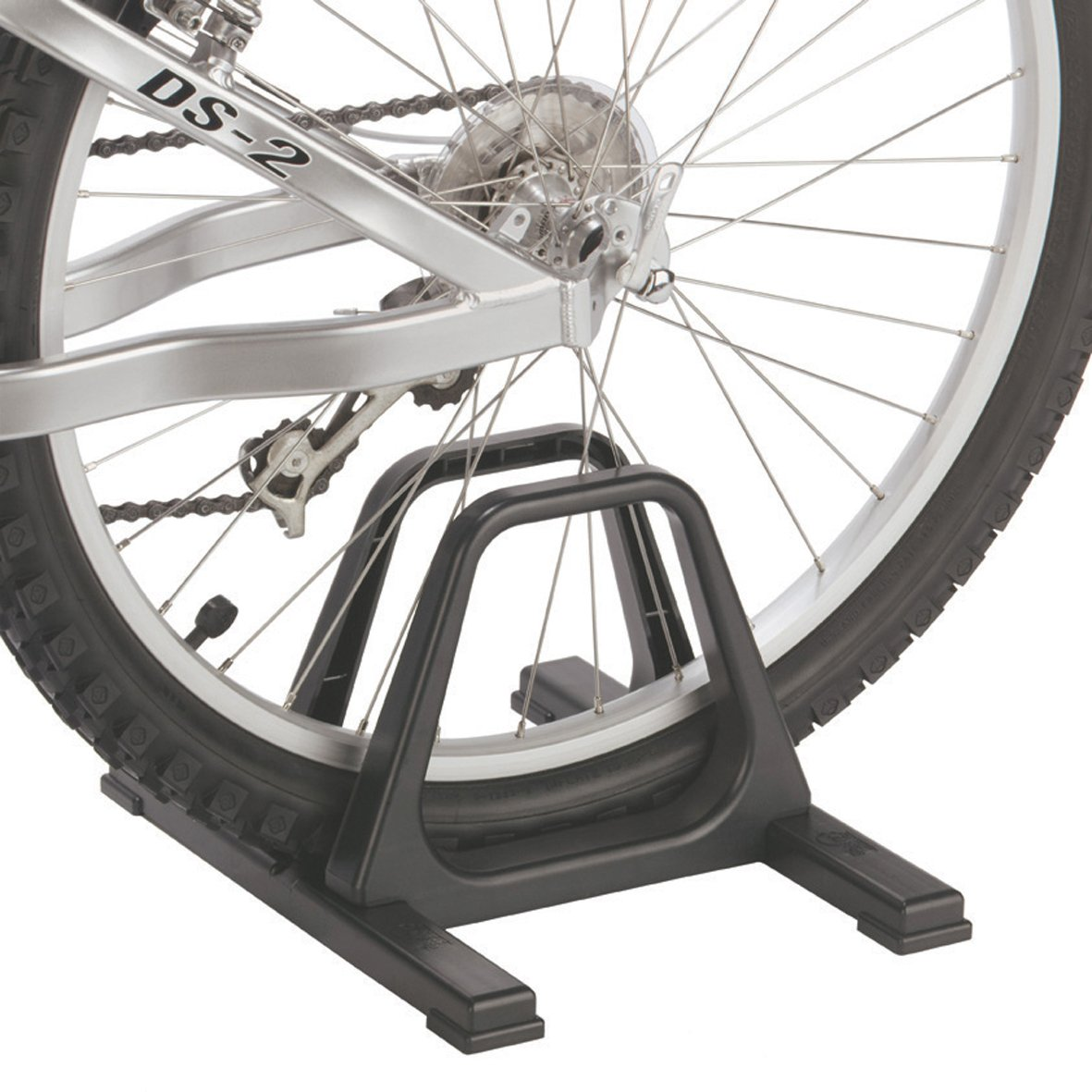 Amazon.com: Gearup The Grand Stand Single Bike Floor Stand, Black: Sports U0026  Outdoors
