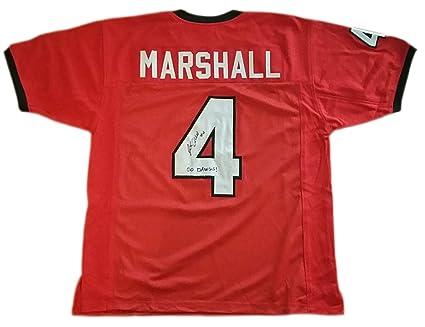 47f3dfa1294 Keith Marshall Georgia Bulldogs Autographed Custom Jersey w COA at ...