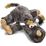 Knuffelwuff Jouet en peluche pour chien - Rhinocéros - 44 cm