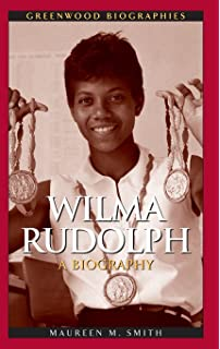 Wilma wilma rudolph 9780451077486 amazon books wilma rudolph a biography greenwood biographies voltagebd Choice Image
