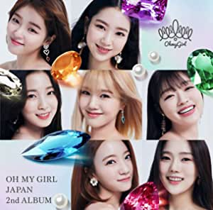 Oh My Girl Japan 2nd Album (Version A) (CD + DVD Incl. Photocard)