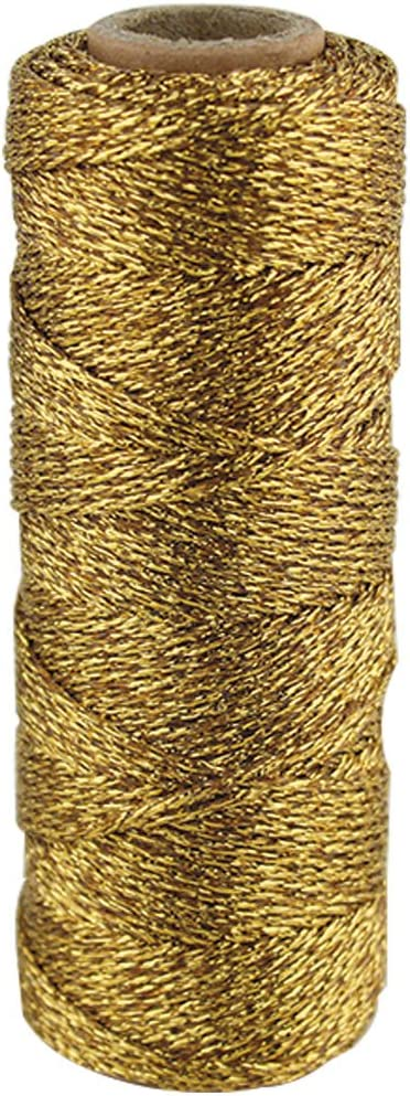 Fall Autumn Colors Jute Twine for Craft Projects 30 Yards