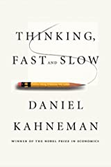 Thinking, Fast and Slow (English Edition) eBook Kindle