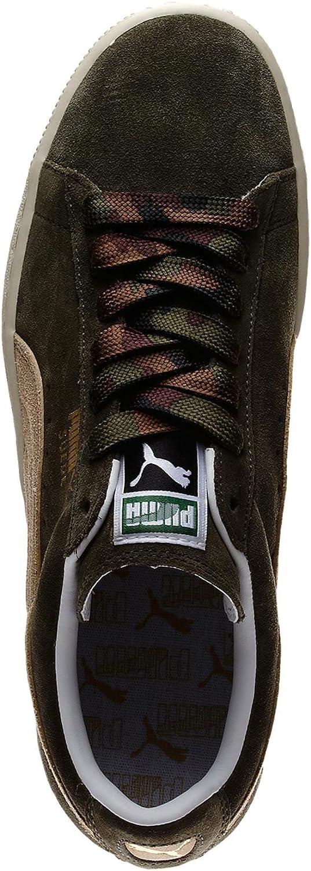 Puma Herren Select Suede Classic Plus Sneakers, (Mehrfarbig