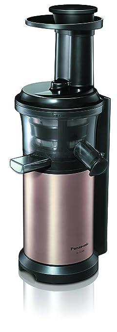 1633 opinioni per Panasonic MJ-L500NXE Slow Juicer Sistema di Estrazione, Senza Lame, Accessorio
