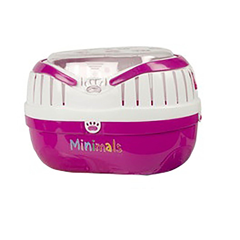 Pet Brands Small Rodent Mini Pet Carrier Pet Brands Animal Carrier Extra Small MC0