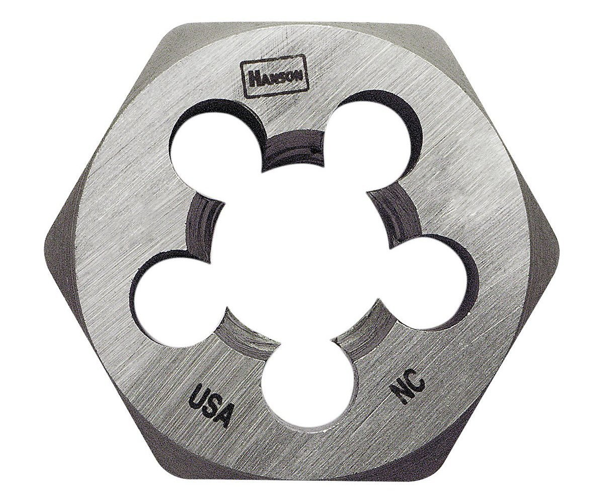 Hanson 8463 Die 7/8-14 1 13/16 NF Sh, for Tap Die Extraction by Lenox Tools