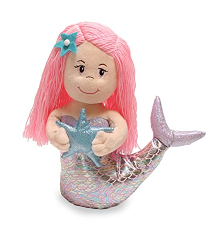 91ae026eb2c Amazon.com  Cuddle Barn® Marina the Singing Mermaid Animated Musical ...