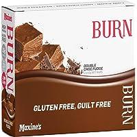 Maxine Burn Chocolate Fudge Flavour 12 Protein Bars, Chocolate Fudge480 grams, Pack of 12