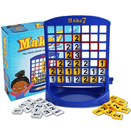 Amazoncom Coloom Kids Toddler Make 7 Early Educational Board Game