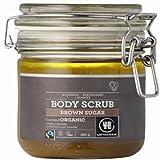 URTEKRAM: Brown Sugar Body Scrub (380 g)