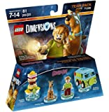Figurine 'Lego Dimensions' - Scooby & Shaggy - Scooby-Doo : Pack Equipe