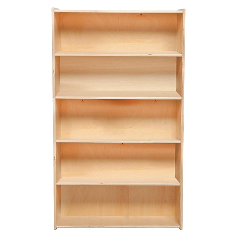 59-1//2H Contender Bookshelf Assembled