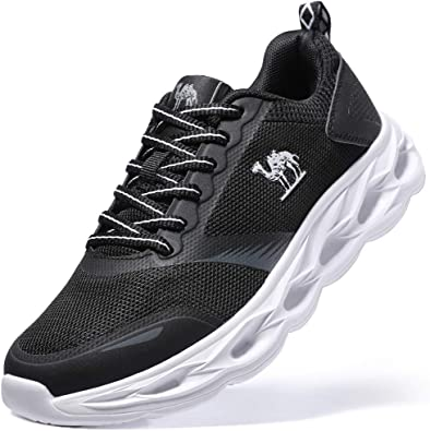 Basket Femme Chaussures de Sport Formateurs Trail Chaussures de Course léger Respirant Antichoc Fashion Sports Sneakers athlétiques