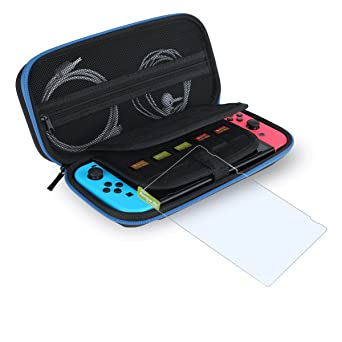 ohCome Hard Travel Carrying Case para Nintendo Switch con ...