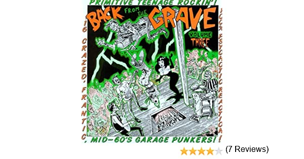 Vol. 3-Back from the Grave : Various: Amazon.es: Música