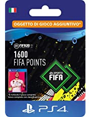 FIFA 20 Ultimate Team - 1600 FIFA Points DLC - Codice download per PS4 - Account italiano