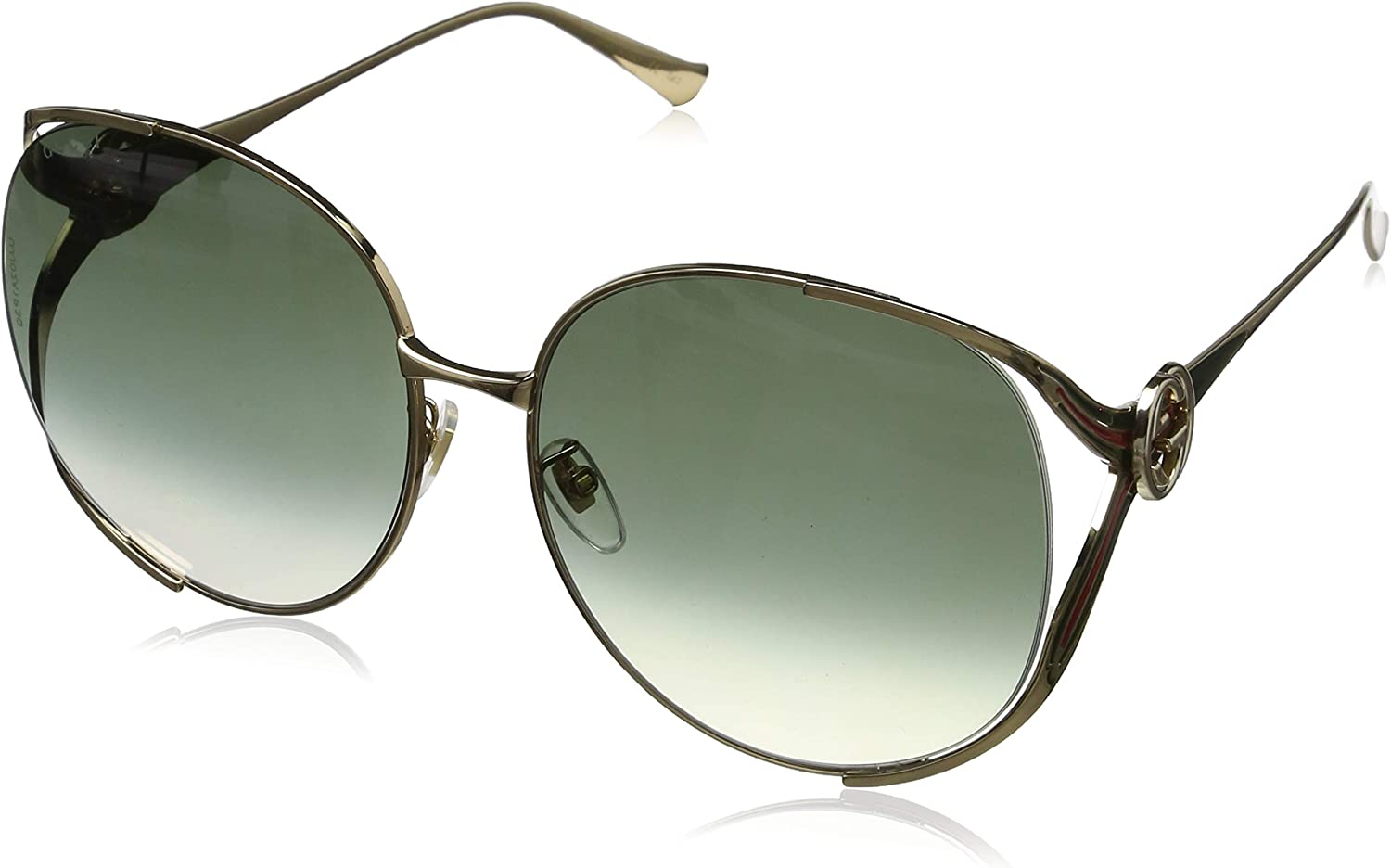 Gucci GG0225S Oversize...