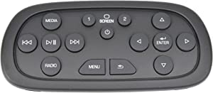 ACDelco 84012997 GM Original Equipment Video Remote Control
