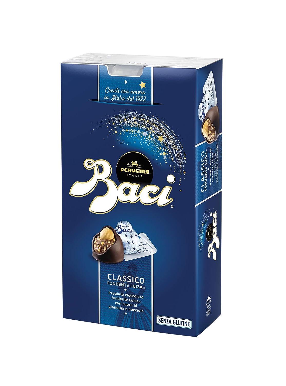 Baci Perugina - Bombones con chocolate oscuro y relleno de ...