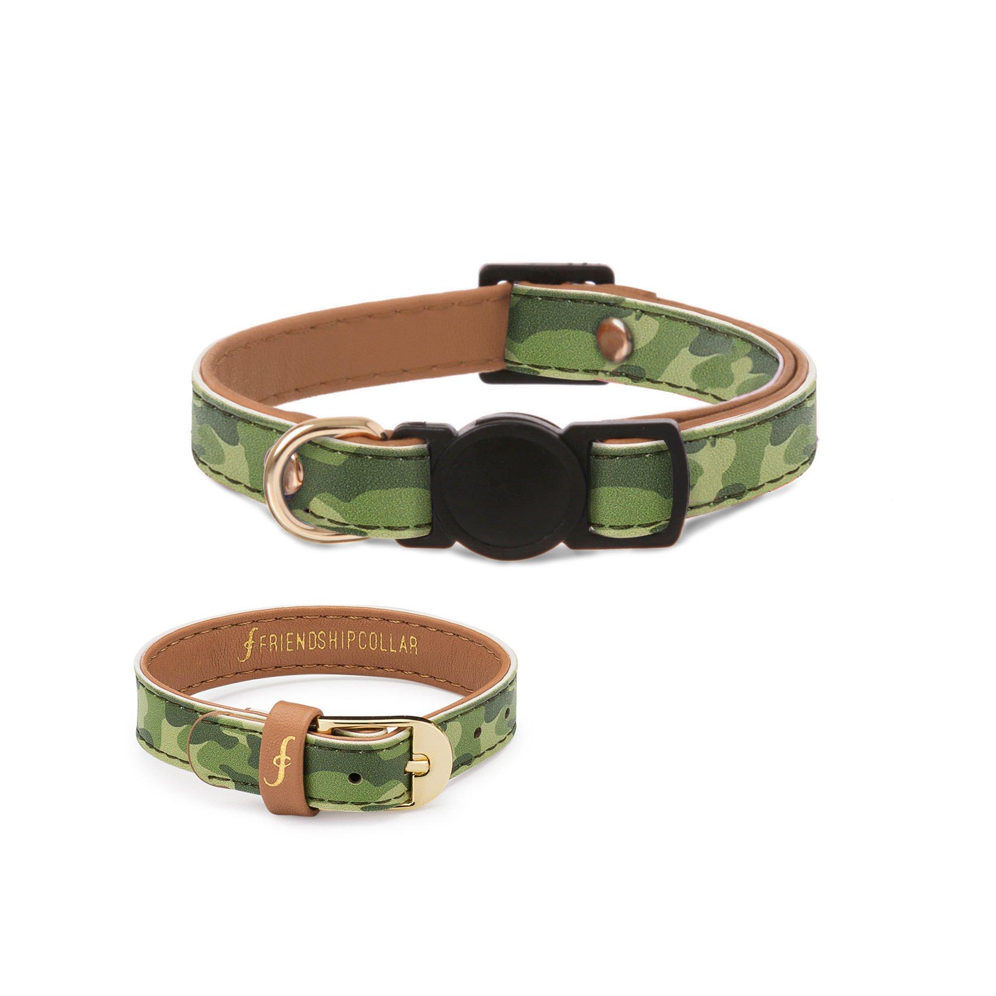FriendshipCollar Cat Collar and Friendship Bracelet - SGT Mog