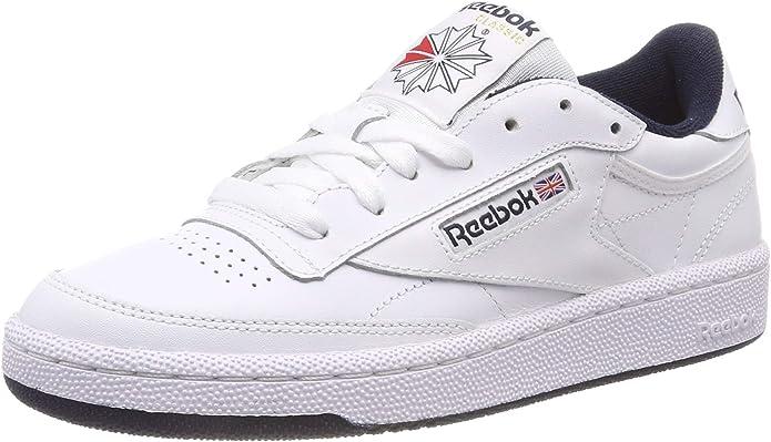 Reebok Club C 85 Sneakers Fitnessschuhe Herren Weiß