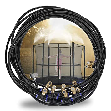 6m Nebel Kühlung Wasser Kühlsystem Cooling System Wasser Mister Nebeldüsen DE