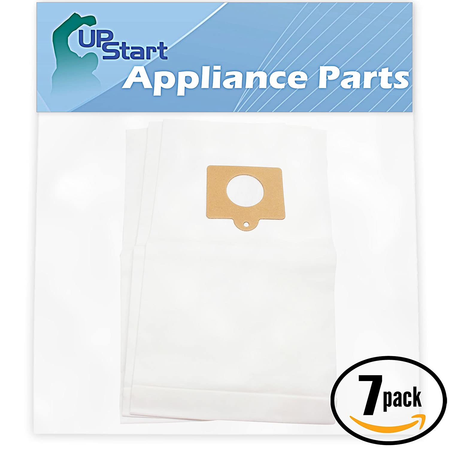 21 Replacement Kenmore 20-50555 Vacuum Bags - Compatible Kenmore 50558, 5055, 50557, Type C Vacuum Bags (7-Pack, 3 Bags Per Pack) Upstart Battery