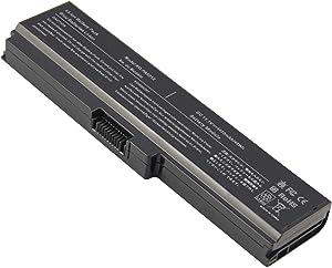 Battery for Toshiba PA3817U-1BRS PA3818U-1BRS for L755 L675 L750 L700 P755 P750 PA5212 C655 A655 A665 C655D L755D L755-s5167 L755-s5170 L755-s5175 L755-s5213 Satellite