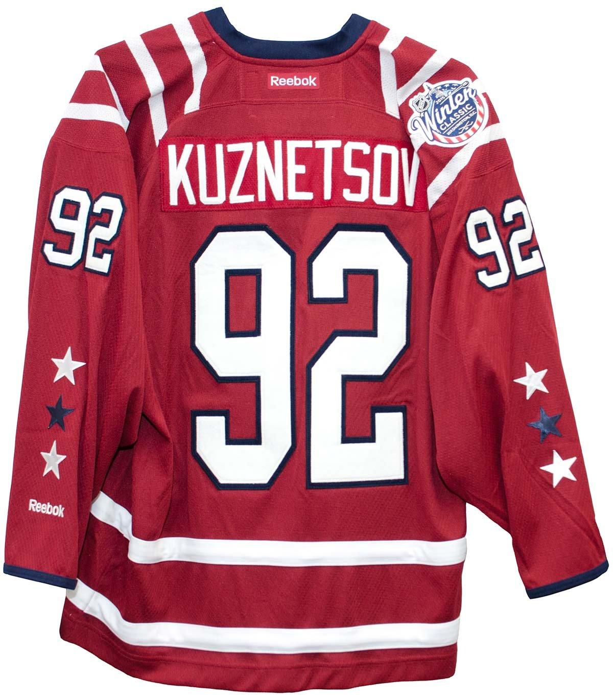 huge discount 2b7f1 e382a New Reebok NHL Washington Capitals 2015 Winter Classic ...