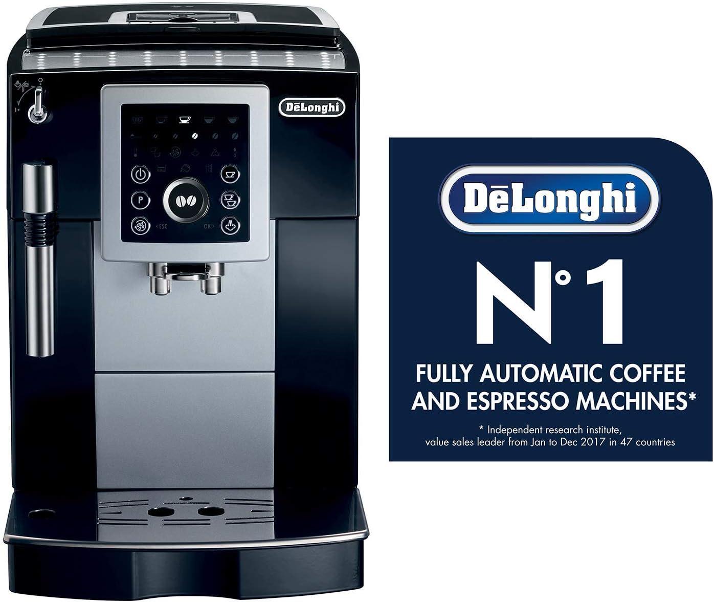 Amazon.com: Delonghi ECAM23210SB - Máquina de café súper ...