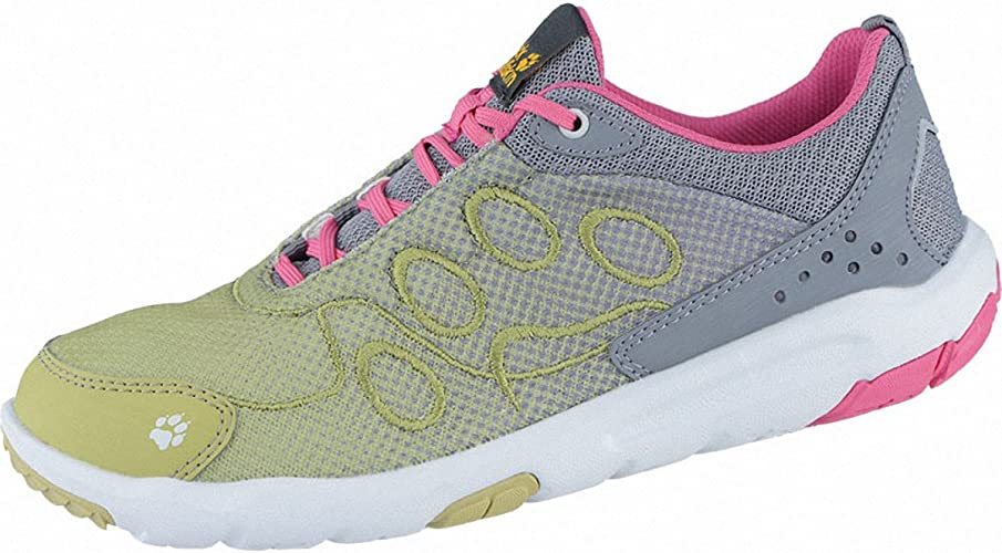 Jack Wolfskin Monterey Ride Low W Damen Mesh Outdoor Schuhe