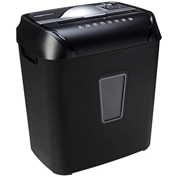 AmazonBasics 12-sheet Cross-Cut Paper Shredder